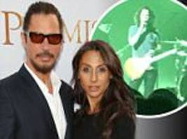 chris cornell's wife vicky pens emotional letter to him