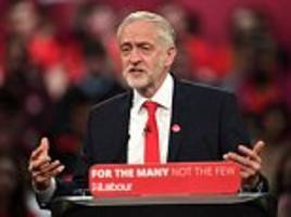 corbyn closes in on may with just two weeks to go