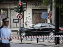 Former Greek Prime Minister injured in car bombing