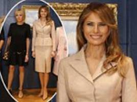Style editor DINAH VAN TULLEKEN verdict on First Ladies