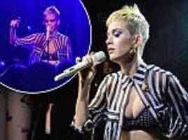Katy Perry pays tribute to Manchester terrorist suspects