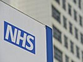 NHS hospital overcrowding hits record levels