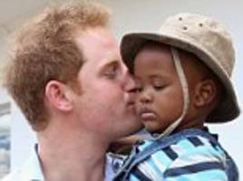sebastian shakespeare: prince harry's charity makes £4.4m