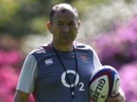 Eddie Jones picks eight uncapped players for Barbarians