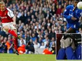 fa cup final: the last time arsenal and chelsea met