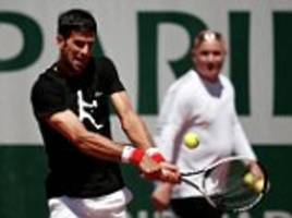 novak djokovic's union with andre agassi gets top backing