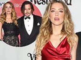 Sex scenes 'led to Johnny Depp and Amber Heard divorce'