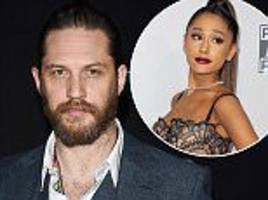 tom hardy launches fund to support manchester victims