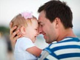 Dads are attentive and emotionally engaged with daughters