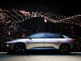 troubled electric car startup faraday future is trying to raise $1 billion