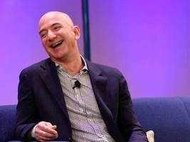 amazon is on the verge of hitting $1,000 a share for the first time (amzn)