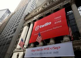 a year later, the ceo of 2016's hottest tech ipo explains why he's not concerned about the stock price (twlo)