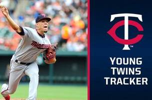 Twins' Jose Berrios turns heads with nifty breaking ball