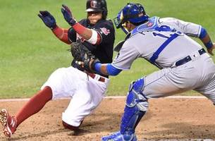 Royals-Indians game Saturday airs on FS1
