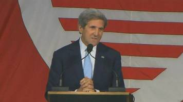 john kerry's tips to get on in government