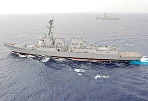 china accuses us warship of trespassing in disputed waters, warns it to leave immediately