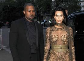 Kanye West Is 'Humiliated' by Kim Kardashian's Deflated Butt