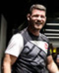 Michael Bisping wants Robert Whittaker to beat the brains out of Yoel Romero at UFC 213