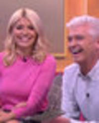 holly willoughby and phillip schofield replaced on this morning