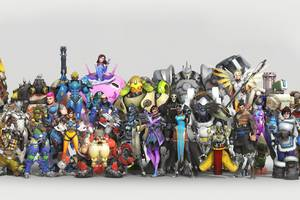 Overwatch fandom ruled Tumblr over the last year