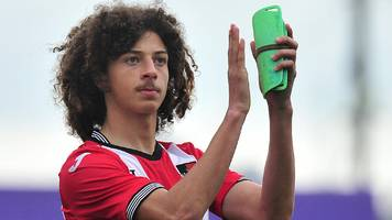 ampadu, 16, in wales squad for training camp