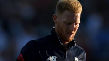Ben Stokes: England all-rounder an injury doubt for second ODI with South Africa