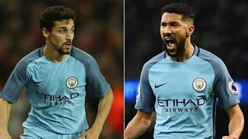 navas leaves man city with clichy to follow