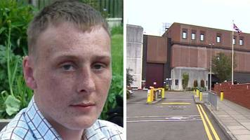 prison service 'failed' man who killed himself in jail