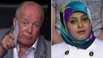 manchester attack: question time debates 'didsbury mosque' leaflet