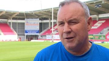 pro12 final: scarlets want to create a piece of history - wayne pivac