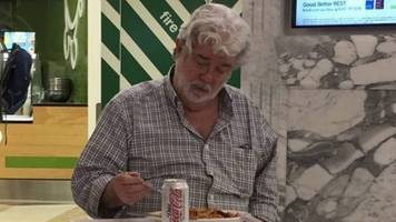 george lucas is cooler than star wars