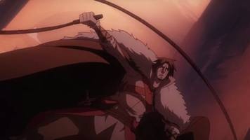 netflix castlevania animated series gets first blood-soaked trailer