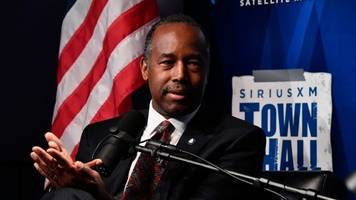ben carson says poverty is a 'state of mind'