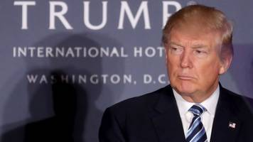 the trump organization might not be abiding by the constitution