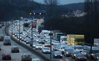 bank holiday traffic: when and where there's disruption and how to avoid it