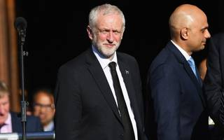 corbyn relaunches labour campaign with a foreign policy broadside