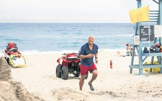 the baywatch movie bounces into theatres this weekend