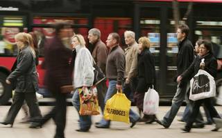 uk growth revised down for first quarter to 0.2 per cent