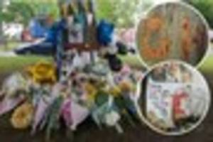 goodbye george hessay: laughter and tears for teen who was 'a...