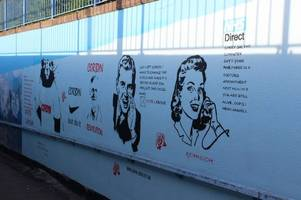 Political graffiti by Bristol street artist John D'oh to be scrubbed off by council