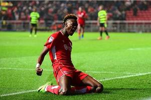 tammy abraham's younger brother secures move to championship side after leaving charlton athletic