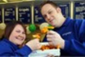 exmouth krispies to give away free fish for national fish and...