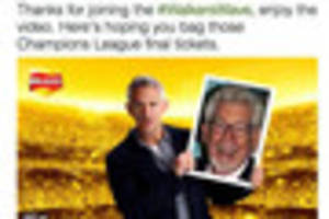 Gary Lineker's 'unusual day' after Walkers Twitter promotion goes...
