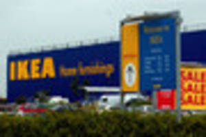 ikea is the shop you most want to see in leicester- but what are...