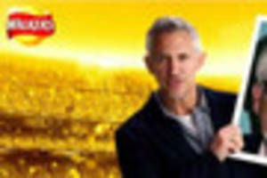 walkers crisps campaign fronted by former leicester city star...