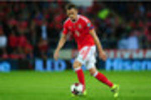 andy king ruled out of wales squad with injury ahead of crucial...