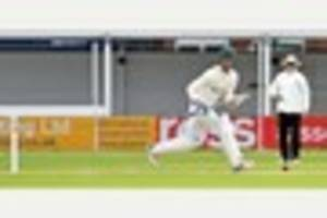 leicestershire pair hit centuries as foxes build huge score...