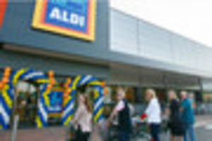 new aldi store opens in sutton-in-ashfield