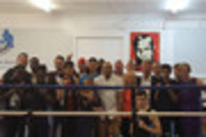 nottingham must find a home for marcellus baz's boxing gym - says...