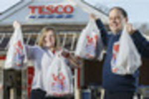 tesco could be scrapping its 5p bags completely
